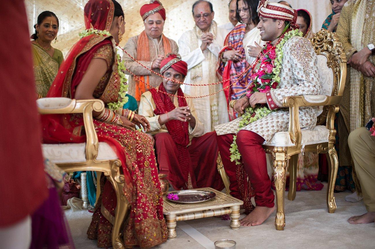 S1-1-587 Sheetal + Guru   Hindu Indian Wedding Photos   South Florida