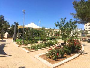 גן המועצה חריש