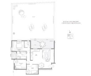 דירת גן 4 חדרים דגם B5 GAN - סביוני חריש