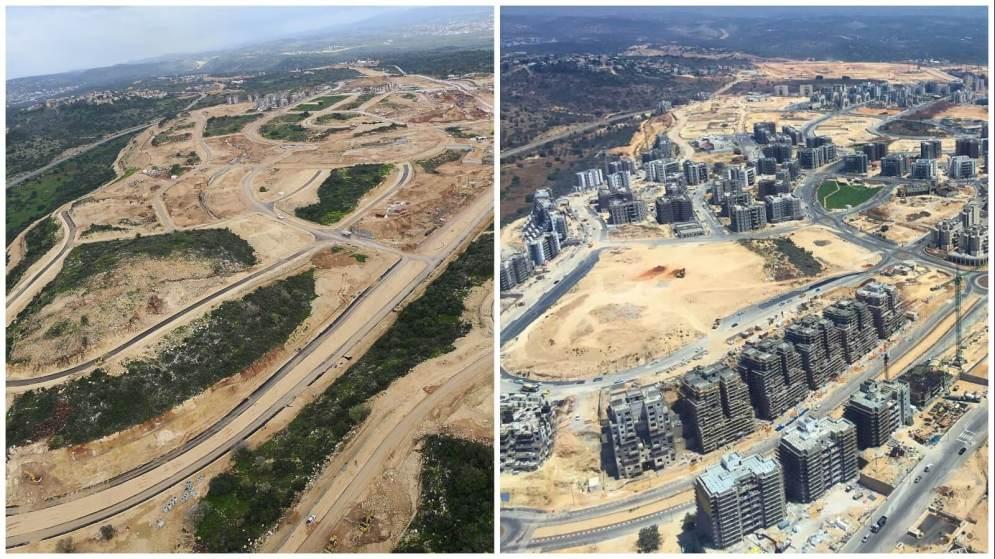 שכונת אבני חן חריש 2015-2017