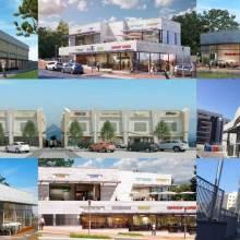 מרכזים מסחריים שכונתיים חדשים בחריש