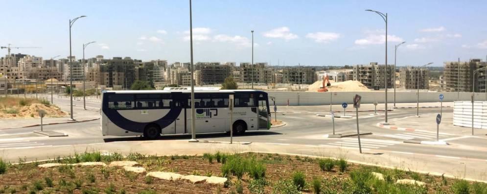 קוי אוטובוס חדשים בחריש