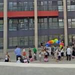 בית הספר כנפי רוח לבנות ברחוב טורקיז בחריש