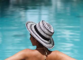 בריכה קיץ שחייה