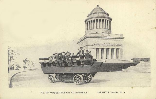 1906 Grants tomb NY