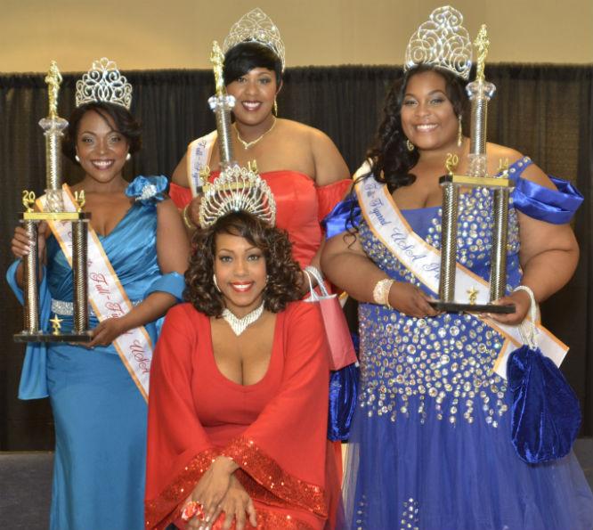 Sparkle & 2014 queens