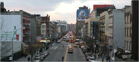 125th street in harlem