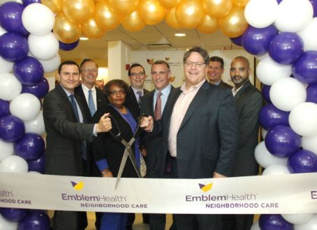 EHNC Hudson Guild Ribbon Cutting