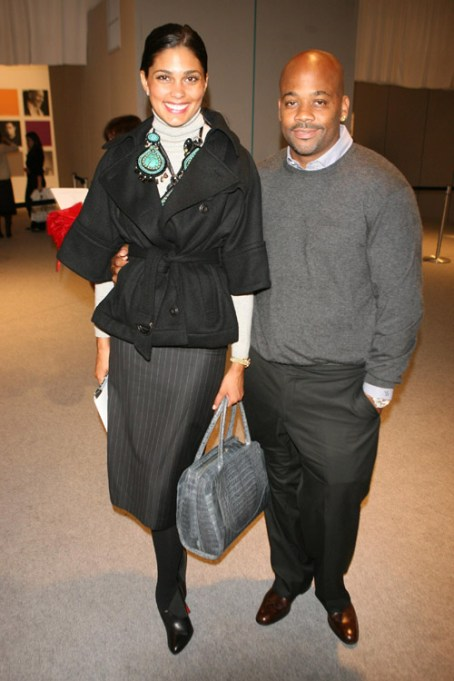 Rachel Roy and Damon Dash