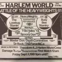 The History of the Harlem World Club (video)