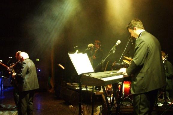 Classical Jazz Piano Entertainment