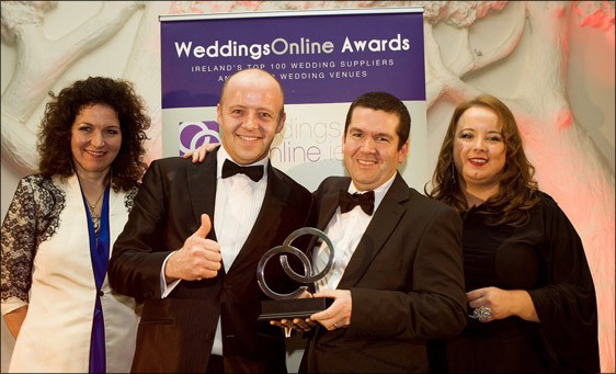 Wedding Online Band of the Year 2011