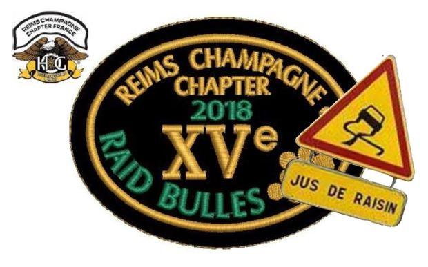 Bienvenue sur le site du Reims Champagne Chapter