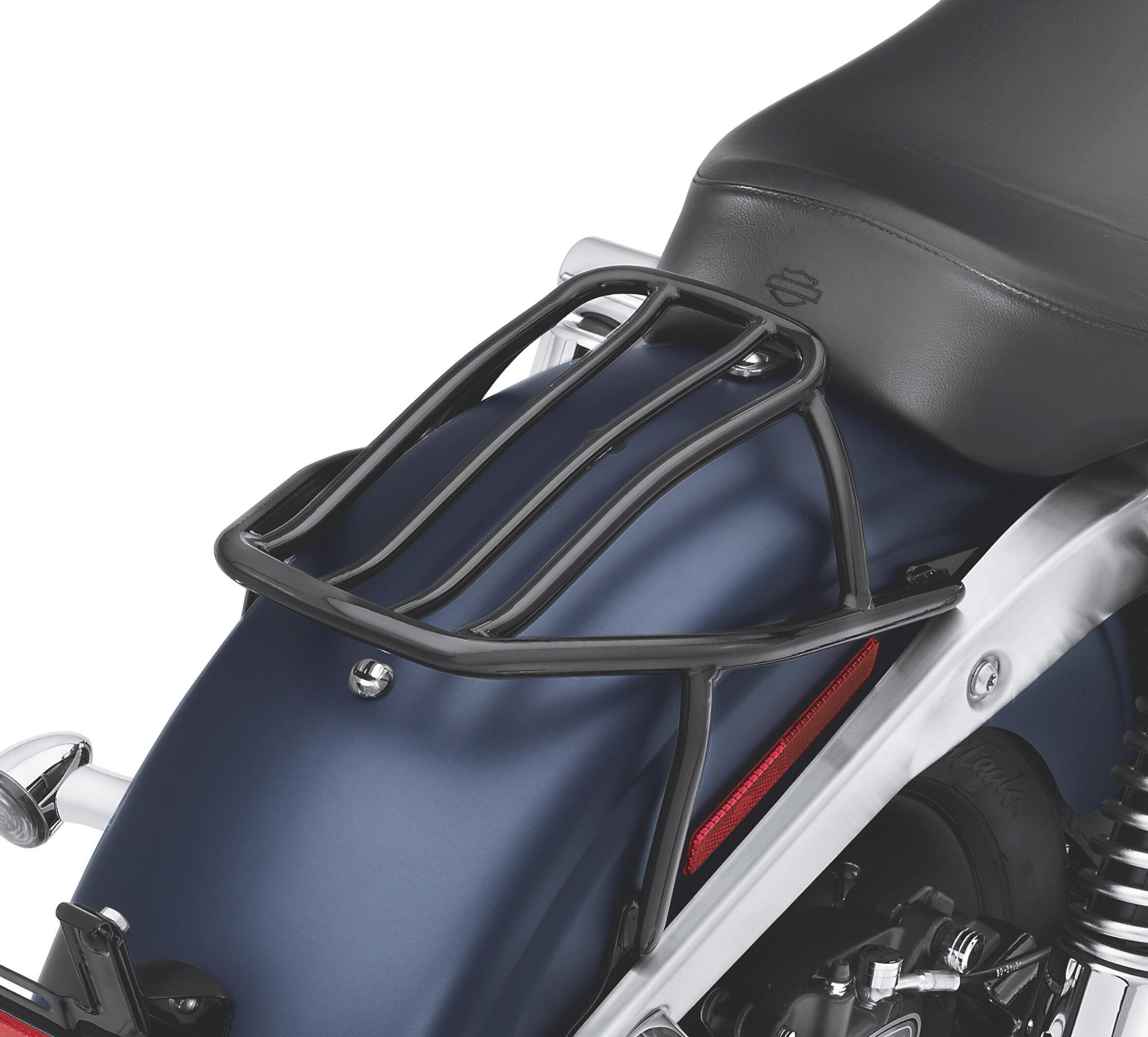 motorcycle luggage racks harley