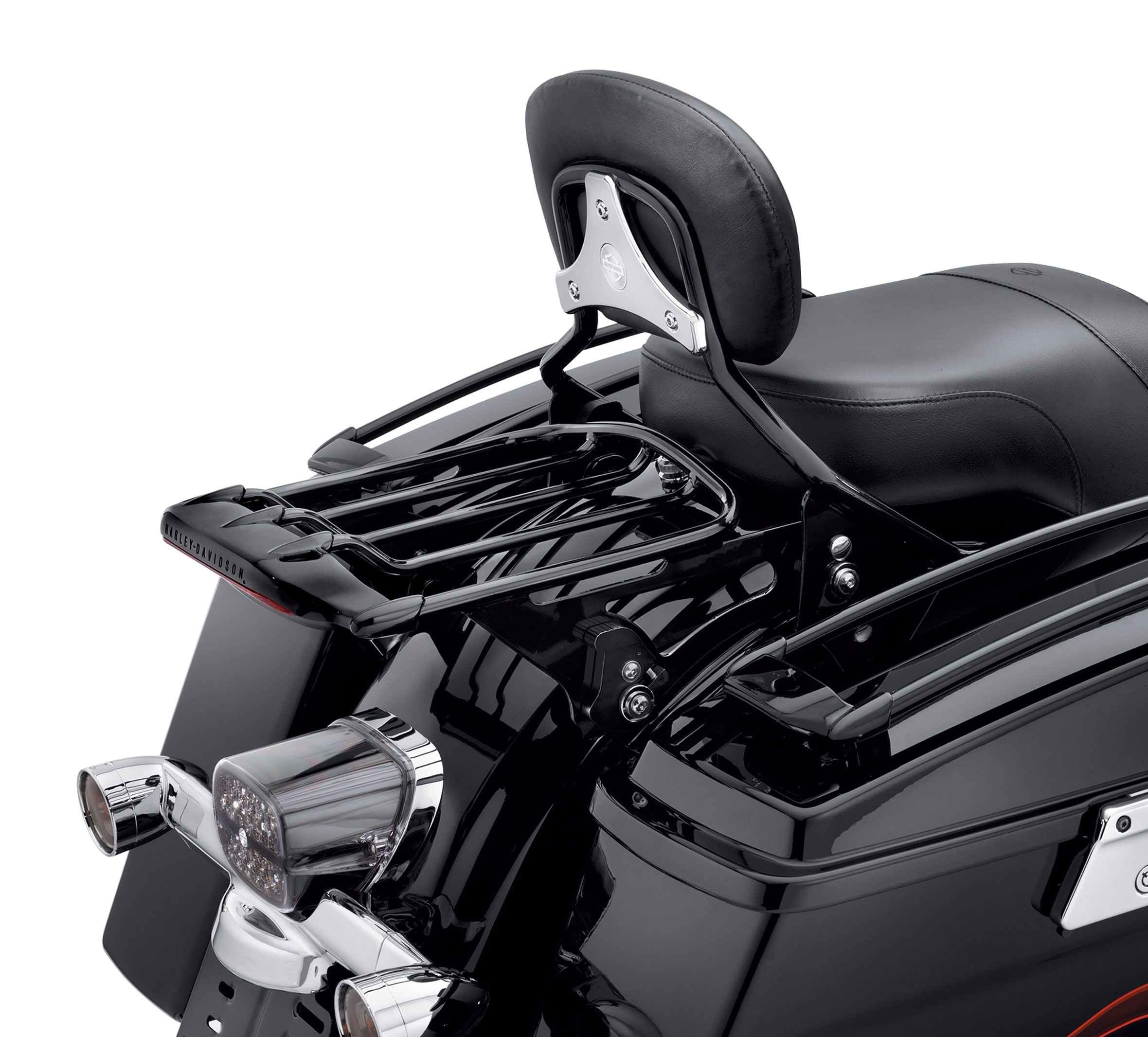 air wing h d detachables two up luggage rack