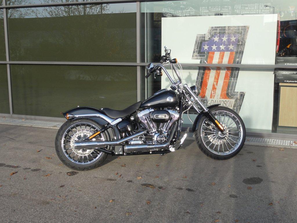 Harley Davidson Regensburg Softail Breakout Harley