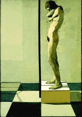 Spotlight On Euan Uglow Harley Gallery