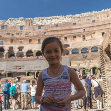 ROME- Traveling Italy With Kids