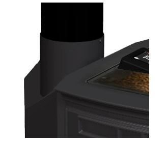 Top Vent Adapter