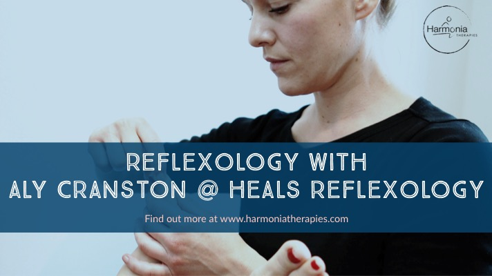 Harmonia Therapies Reflexology with Aly Cranston