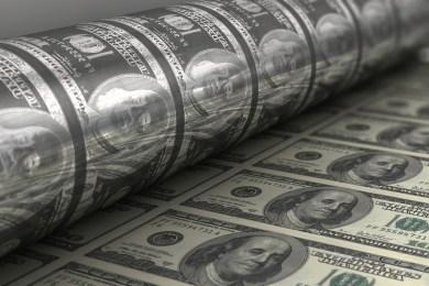 gelddrucken