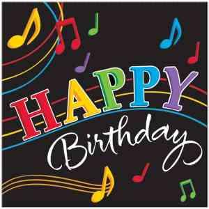 Happy Birthday Harmonica Notes