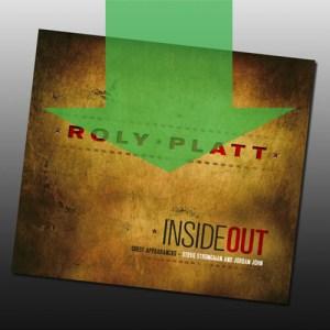 Roly Platt CD harmonica Album