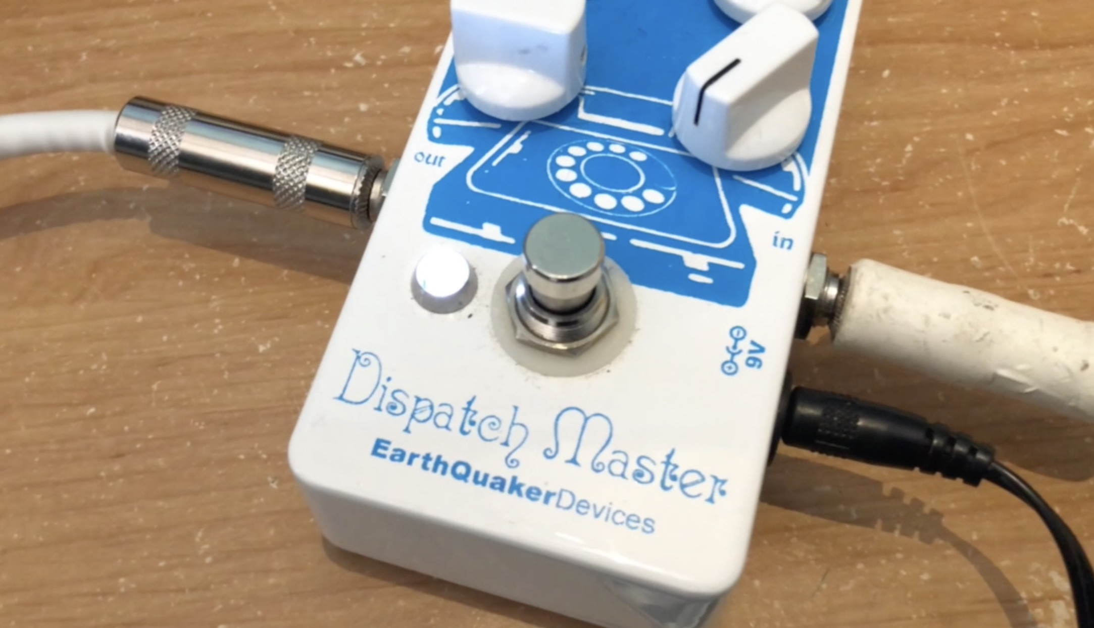"Review: Reverb & Delay Pedal – ""Dispatch Master"""