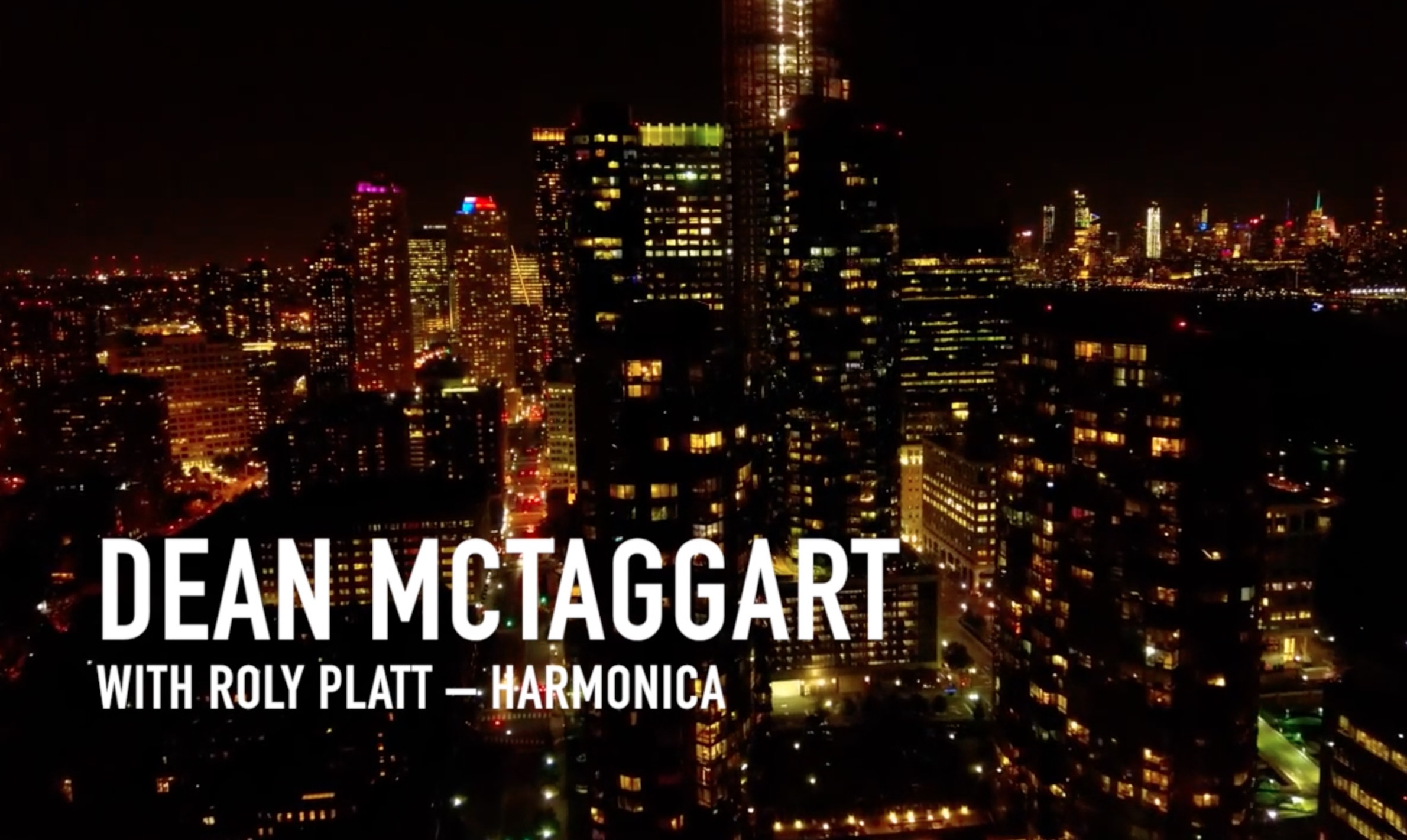 Harmonica Session – for Dean McTaggart