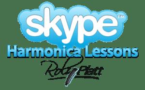 Harmonica Lessons Skype