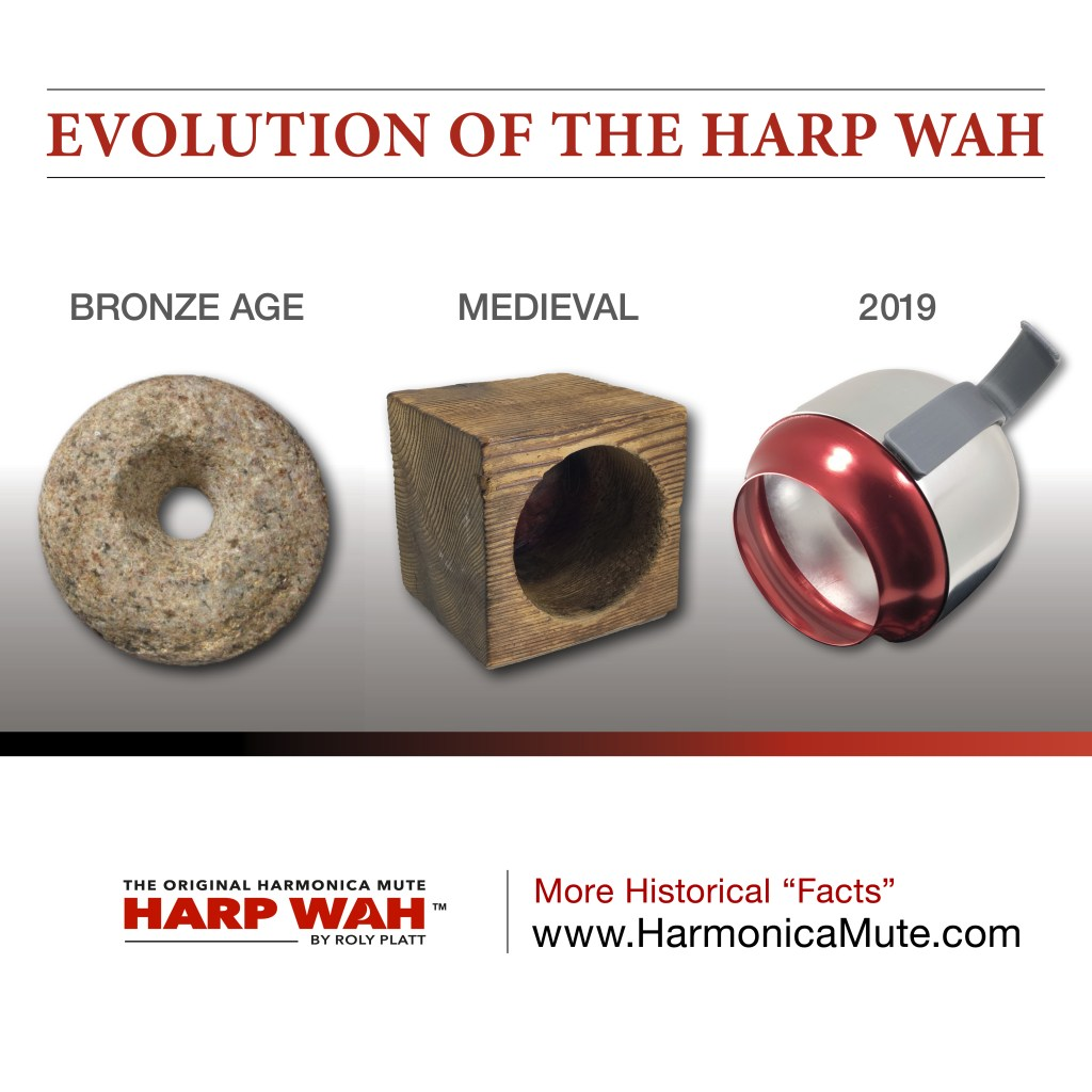 evolution of Harp Wah history of Harmonica