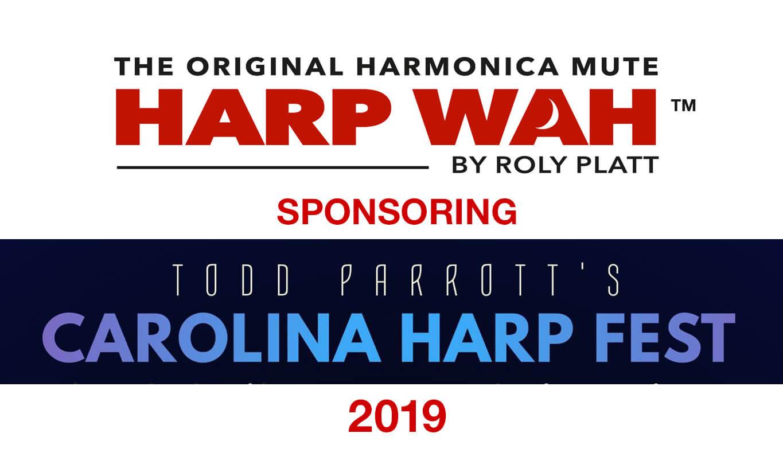 """Sponsor of Todd Parrott's """"Harp Fest"""""""