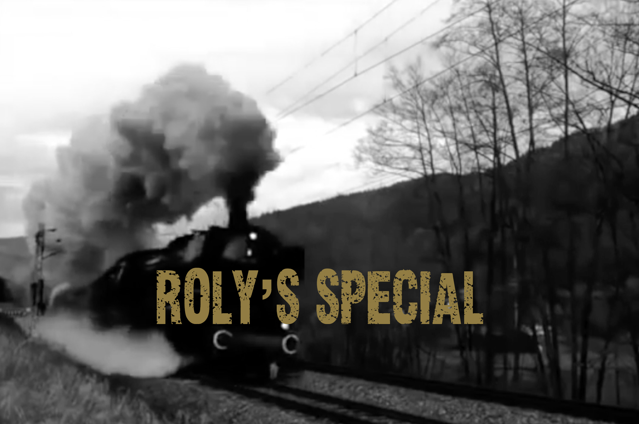 "Roly Special (a ""train track"" by Roly Platt)"