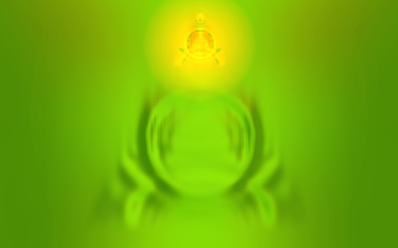Green Buddha Series