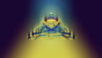 INNER VISIONS &  PYRAMID SERIES.8. © David Hykes 2011