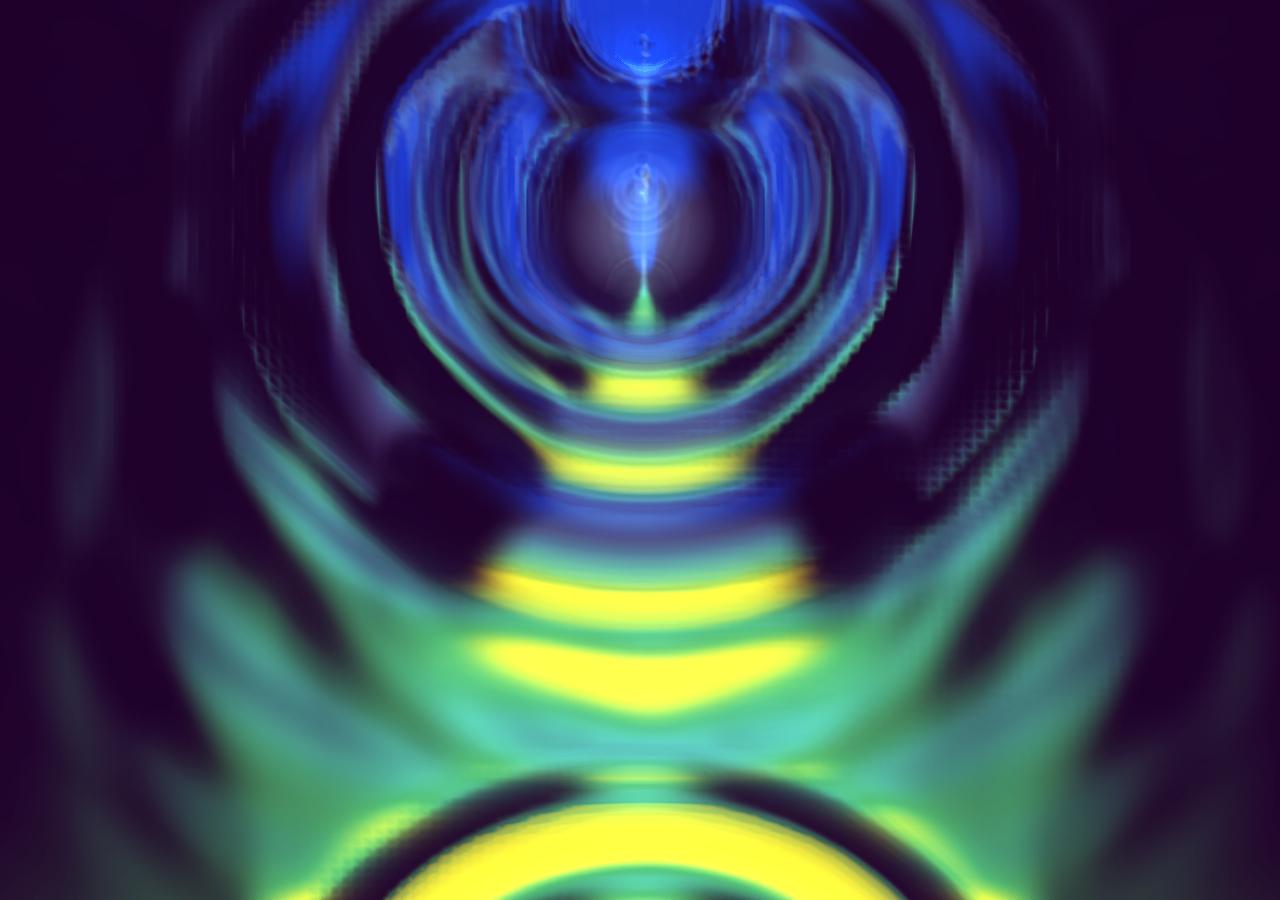 Vibrational Portrait Series