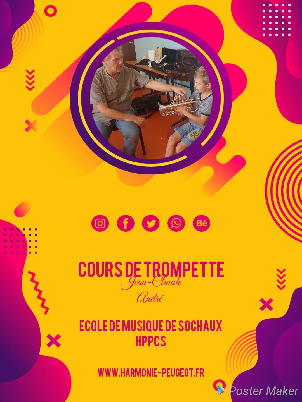 Cours de Trompette