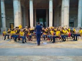 Montecatini Terme, concert
