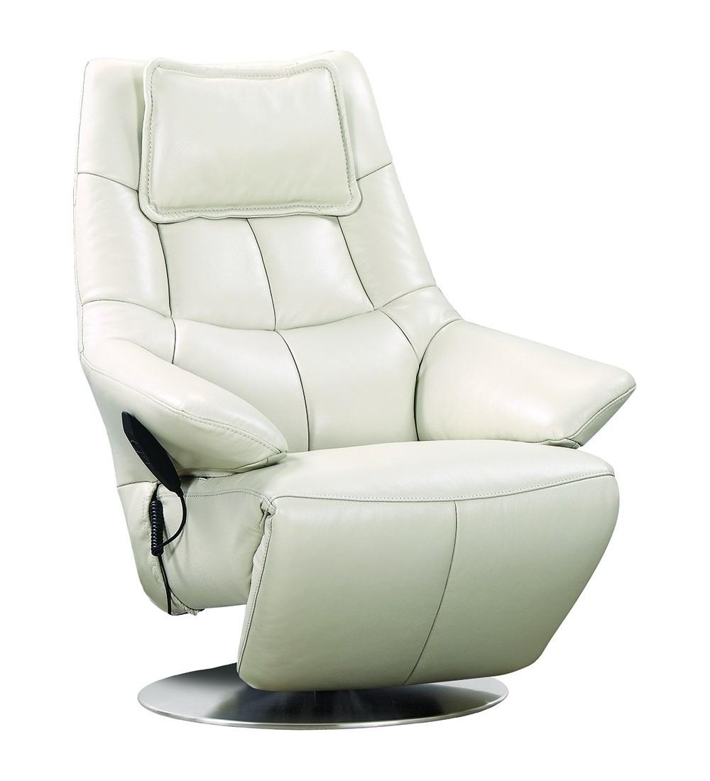 fauteuil relax electrique cuir zen