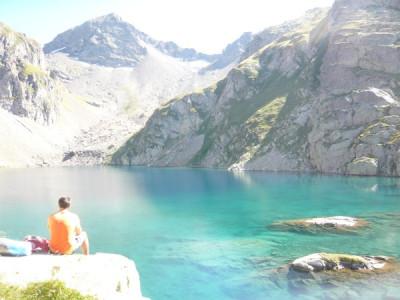 lac-randonnée
