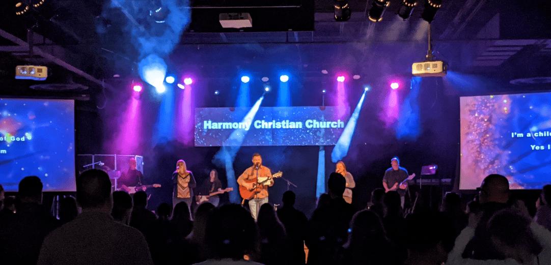 harmony Christian Church worship position