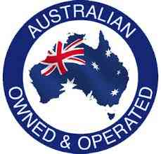 Australian owned and run