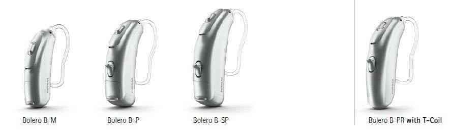 Bolero Belong hearing aids