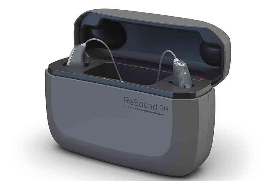 Resound Quaattro hearing aids