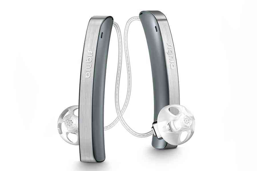 Styletto Hearing Aids from Signia
