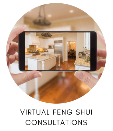 Virtual Feng Shui Consultations by Zoom with smartphone