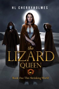 The Lizard Queen-This Shrinking World