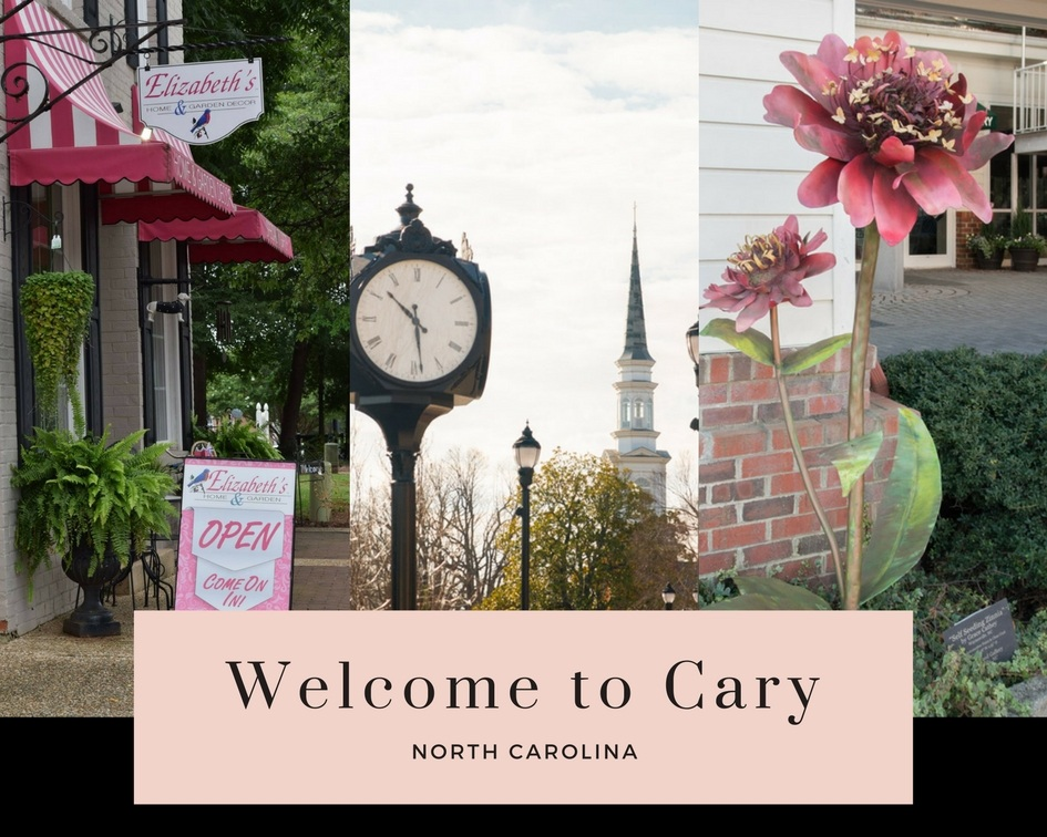 moving to cary nc