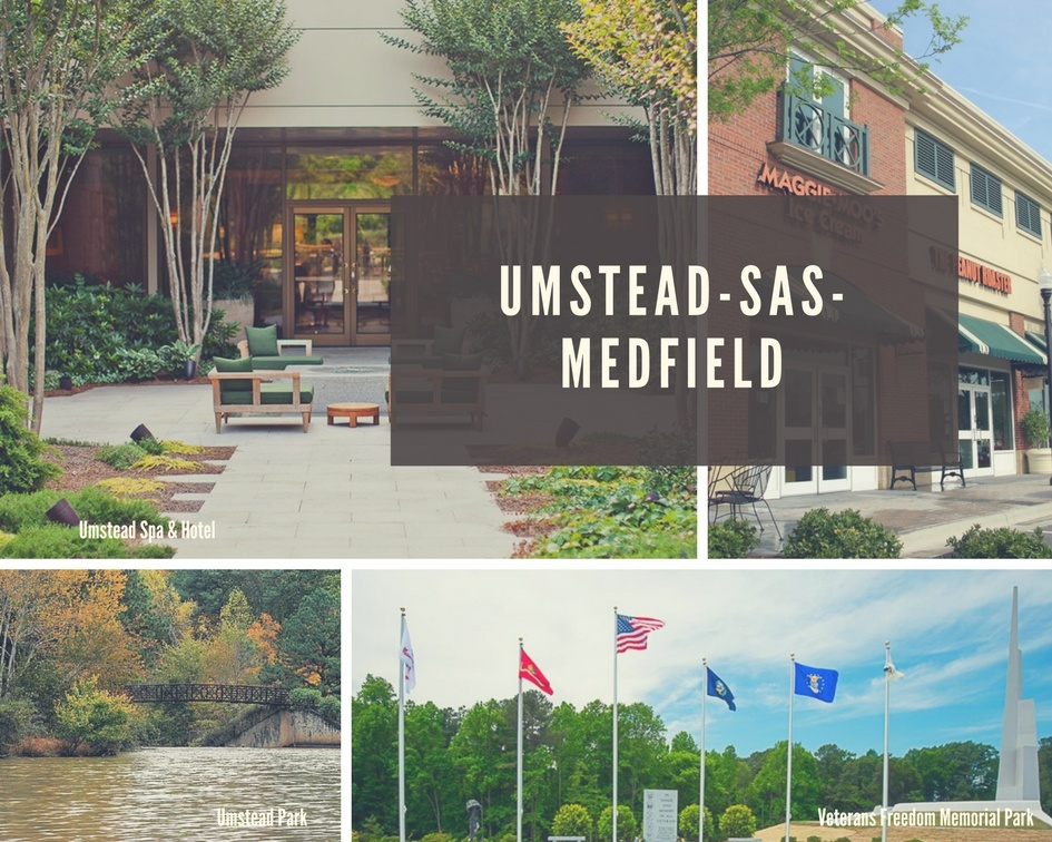 Umstead medfield cary raleigh