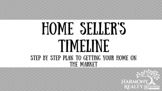 steps to selling a home